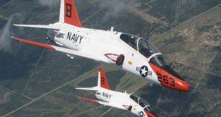 U.S. Navy T-45 Goshawk Trainer Jet Crashes In Orange Grove