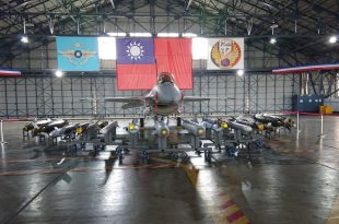 42 Taiwanese F-16 Fighting Falcon Upgraded To F-16V Block 70/72 Standard