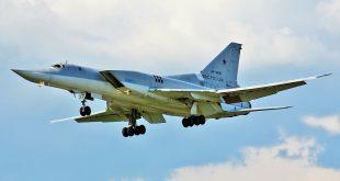 Russian Air Force Tu-22 Backfire Bomber Crashes In Kaluga Region Killing Three Crew Onboard
