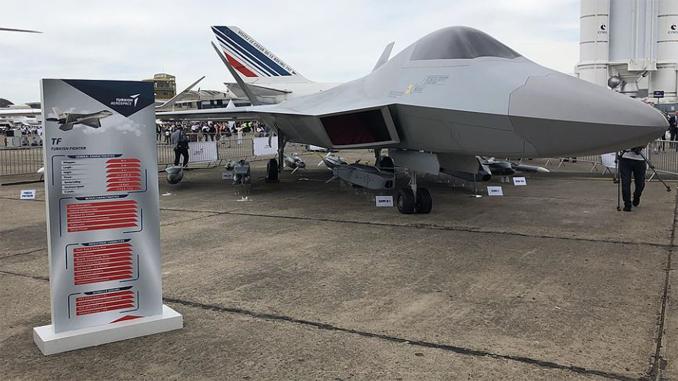Turkey Increasing Strategic Ties With Pakistan To Build TF-X Fighter Jet