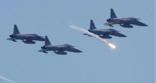 Two ROCAF F-5E Fighter Jets Collided Midair Off Taiwan's Southeast Coast