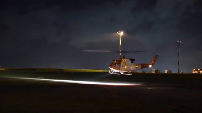 Uruguayan Air Force Helicopter Carrying Pfizer COVID-19 Vaccines Crashes In Rocha