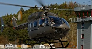 U.S. Army Helicopter Crashes At Fort Rucker