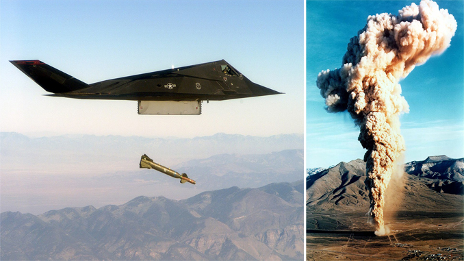 How U.S. Planned To Use Stealth F-117 Nighthawk For Nuclear Attacks Against the Soviet Union
