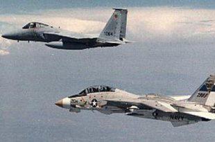 F-14 Tomcat Vs F-15 Eagle (Who Wins)?