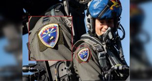 Is U.S. Air Force F-15 Pilot Spotted With Russian Patch?