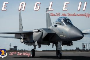 """U.S. Air Force Names Its Newest Fighter Aircraft """"Eagle II"""""""