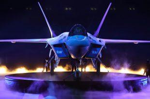 South Korea Rolls Out New KAI KF-21 Boramae Fighter Jet