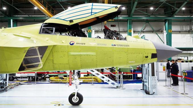 South Korea Sets KF-X Fighter Jet Price at 65 Million USD