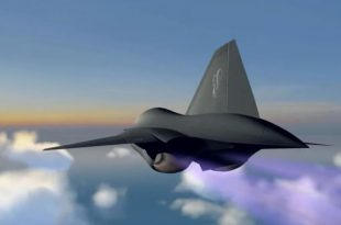 Lockheed Martin Awarded Contract For R&D Of Mysterious High Altitude Platforms