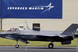 Lockheed Martin Stock Falls After F-35 Sales Decline