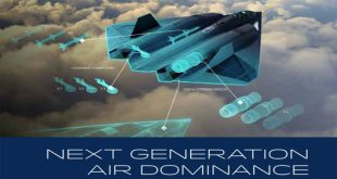 U.S. Air Force Report Features Concept Art Of NGAD Program