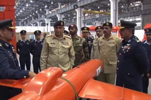 Here's PAC Mach 0.8 High-Speed Target Drone