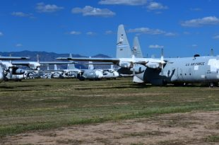 Poland Buying 5 C-130H Hercules Resurrected From The Bone Yard
