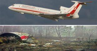 11 years ago today Polish Presidential plane crashed killing all 96 onboard including President Lech Kaczynski
