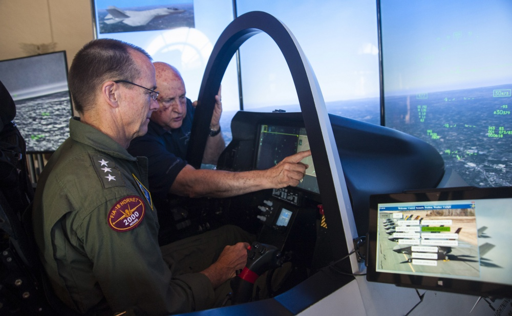 U.S. Air Force Develops Tablet-Based Apps For F-35 Cockpits Under Project FoX