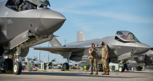 Tyndall Air Force Base To Host Three New F-35 Squadrons