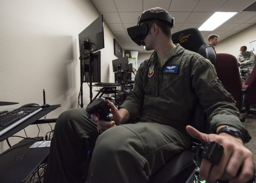 U.S. Air Force Pilots Using DCS World Video Game To Train