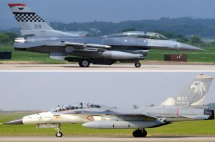 F-16 Fighting Falcon vs F-CK-1 Ching-kuo