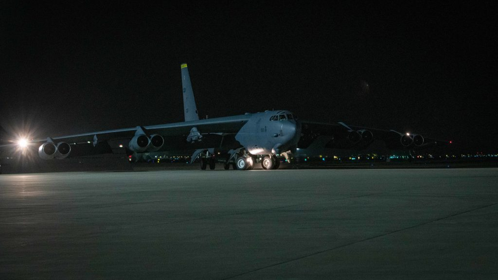 U.S. Sent More B-52 Bombers To Support Troops Withdrawal From Afghanistan