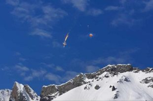 Swiss Air Force F-5E Tiger II Crashes Near Melchsee-Frutt, Pilot Ejects Safely