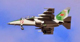 Belarus Air Force Yak-130 Jet Crashes Killing Both Pilots