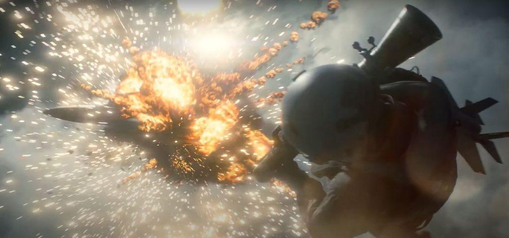 Watch: F-35 Pilot Eject To Shoot Down Su-57 In Insane Battlefield 2042 Trailer