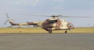 Kenya Air Force Mi-171E Helicopter Crashes Killing 10 Onboard
