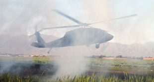 Philippine Air Force S-70i Black Hawk Helicopter Crashes In Capas Killing 6 Onboard