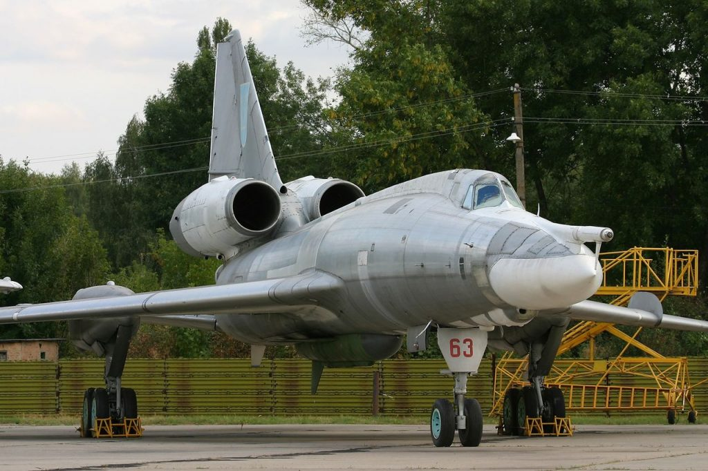 Here's Why Soviet Pilots Called Tupolev Tu-22 Man-Eater & Booze Carrier