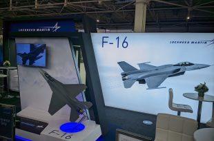 Lockheed Martin Offers F-16 Block 70/72 Fighter Jet To Ukraine