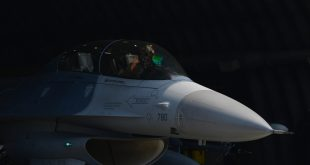 U.S. Air Force To Develop Digital F-16 Fighting Falcon