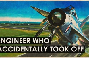 Holden's Lightning flight: The Story Engineer Who Accidentally Took Off In A Fighter Jet