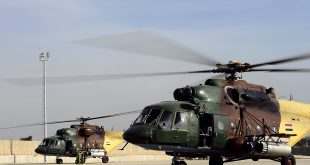 Iraqi Army Mil Mi-17 Helicopter Crashes near Tuz Khurmatu Killing 5 Onboard