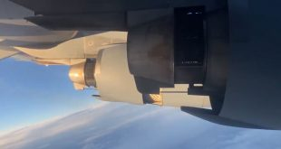 Watch: C-17 Globemaster III Reverse Idle Tactical Descent From 30000ft to 5000ft IN 58 Seconds