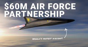 Hermeus Gets $60-million Contract To Build Quarterhorse Reusable Hypersonic Aircraft