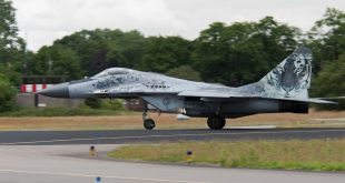 For The First Time Slovakia Military Aircraft To Take Part In Ukraine Independence Anniversary