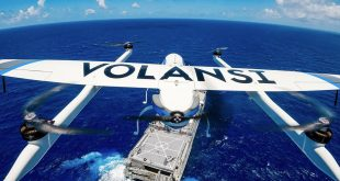 Drone Makes Autonomous Aerial Ship-to-ship Delivery For The First Time Ever