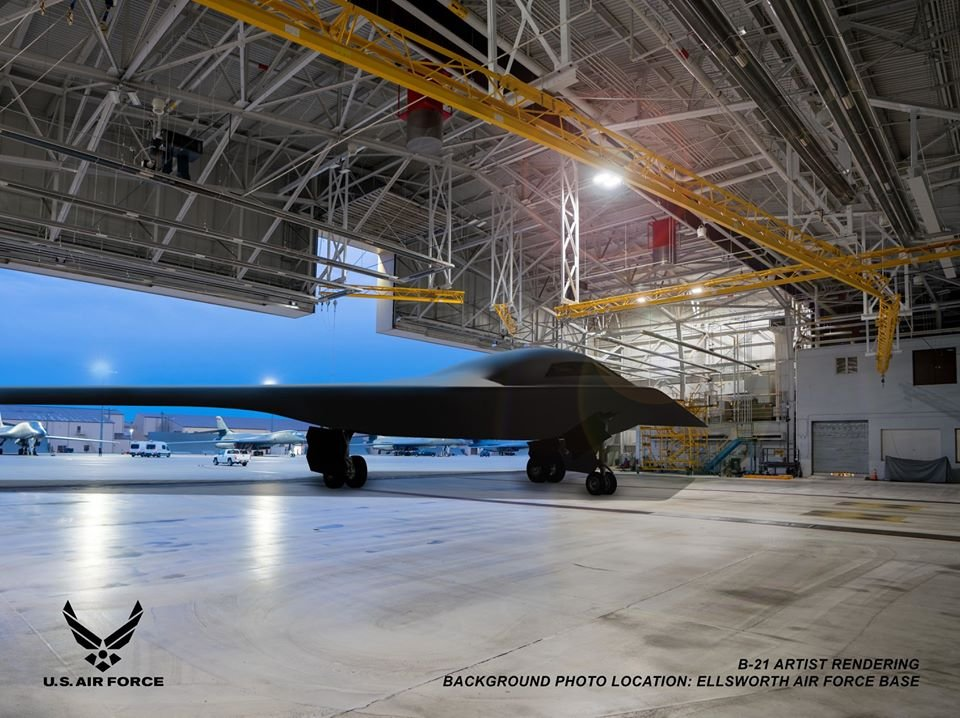 Five B-21 Raider Stealth Bombers Prototype Are In Final Assembly