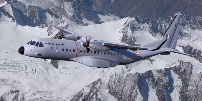 Indian Air Force Buying 56 CASA C-295 Airlifters To Replace AVRO fleet