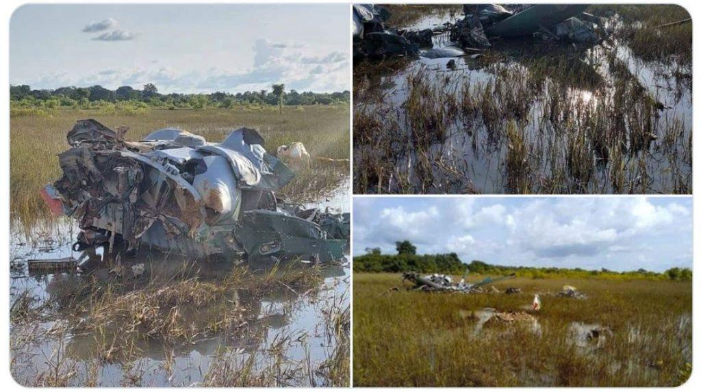 Ivorian Air Force Mil Mi-24D Crashes near Ferkessedougou Killing 5 Onboard