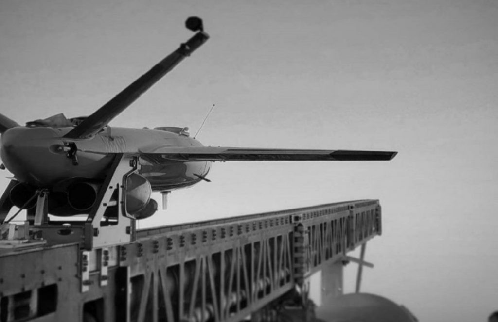 Kratos Air Wolf Tactical Drone Successfully Completes Test Flight At Burns Flat
