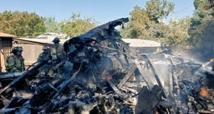 U.S. Navy T-45C Goshawk Jet Crashes In Residential Area In Lake Worth