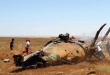 Two LNA Mi-8 Helicopters Collided Midair and Crashed In Benghazi