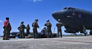B-52 Stratofortress Bomber Walkaround Tour