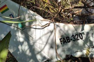 Bolivian Air Force Plane Crash Near Agua Dulce Killing 6 Onboard