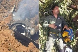 Indian Air Force Mirage 2000 Crashes In Bhind