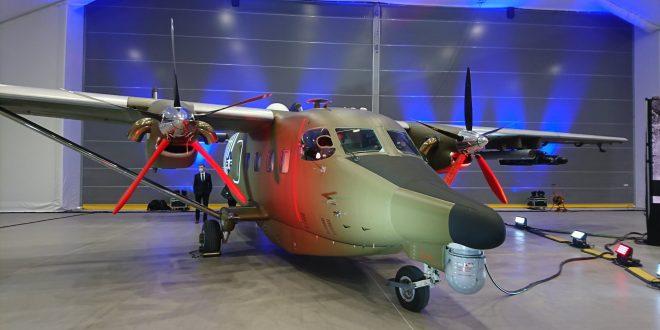 Lockheed Martin Unveils New MC-145B Multi-Role Attack Aircraft
