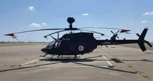 Tunisian Air Force Helicopter Crashes In Gabès Killing 3 Onboard